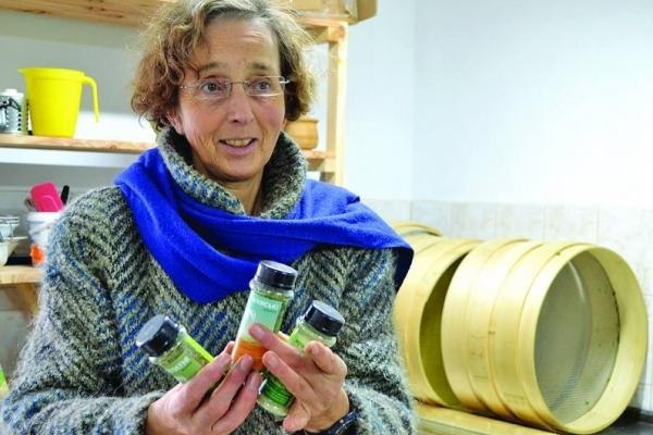 Швейцарка Крістіна Ліберхерр переїхала на Тернопільщину вирощувати прянощі