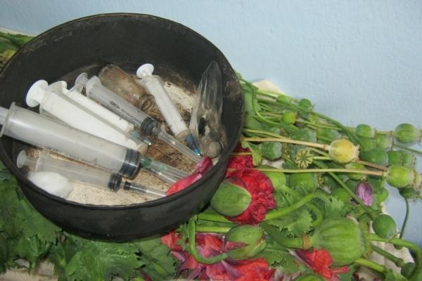 На Тернопільщині знову знайшли рай для наркоманів