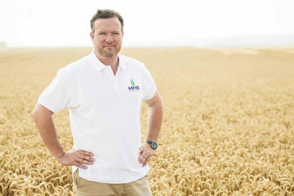 Генеральний директор «Мрія Агрохолдинг» Саймон Чернявський: «Хочу, щоб в Україні було так, як мріють українці»