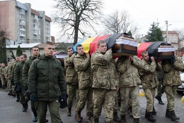 На Тернопільщині перепоховали жертв «Ягільницької трагедії» (фото, відео)