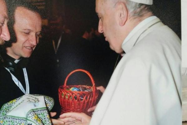 Папа Римський дав доручення священику з Тернопільщини