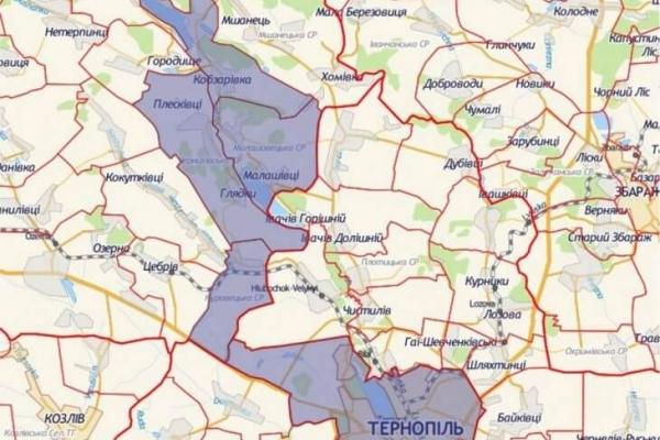 П'ять сільських рад дали згоду на об'єднання з Тернополем, - переваги для нових «тернополян»
