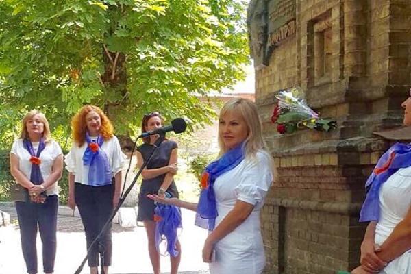 Громадська діячка Ольга Шахін представляла Тернопільщину у Кропивницькому