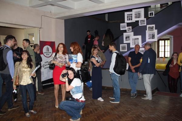 «Креатор-Буд» відзначили на І-му всеукраїнському фестивалі архітекторів у Львові (Відео)