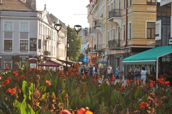 У Тернополі стартує масштабний проект з озеленення міста