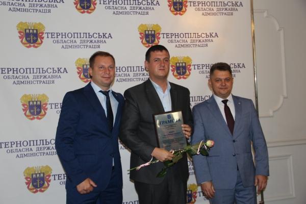 «Креатор-Буд» - один із найбільших платників податків на Тернопільщині