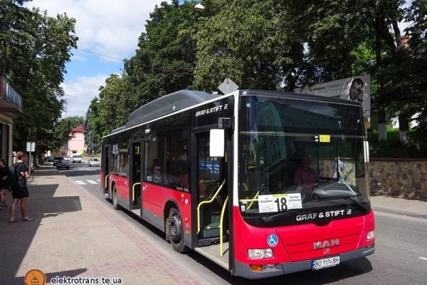 Для Тернополя мають намір придбати ще сотню автобусів (Відео)