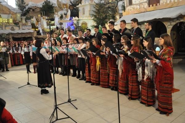 В Тернополі відбувся четвертий фестиваль колядок «Возвеселімся всі разом нині» (Фото)