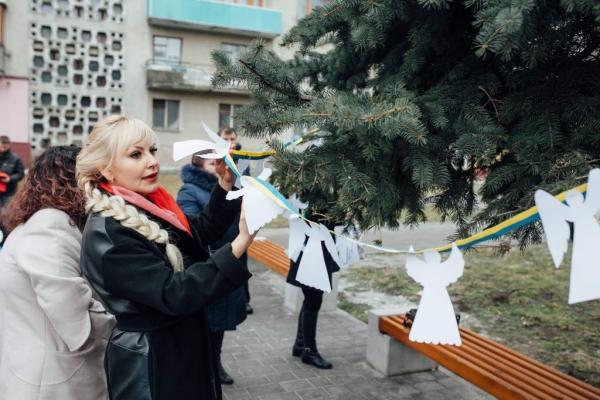 Тернопіль підтримав Всеукраїнську акцію «Ангели пам'яті»