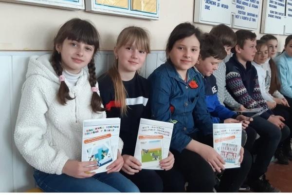 Фінансово грамотні діти: CFG/«МРІЯ» підтримує освітні заходи (Відео)