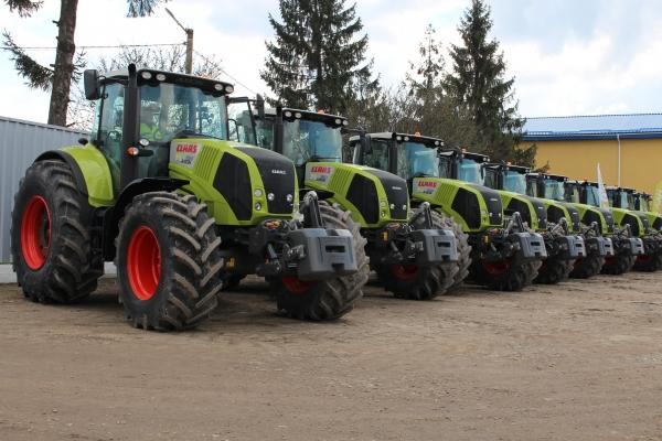 Об'єднаний агрохолдинг CFG/«МРІЯ»продовжує нарощувати технічні потужності