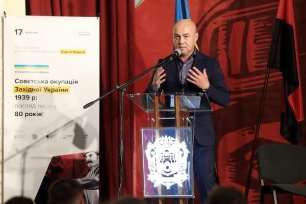 Сергій Надал: «Мир після перемоги над ворогом»