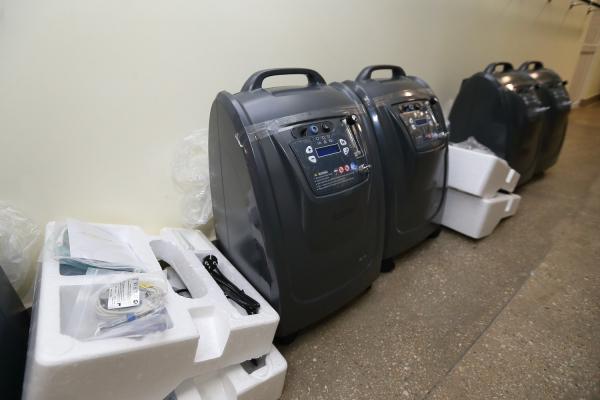 У лікарнях Тернополя працюють генератори кисню