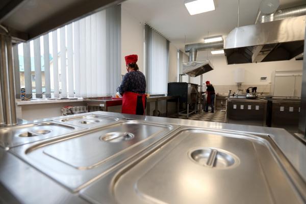 У Тернопільських школах оновлюють харчоблоки для безпечного та здорового харчування дітей