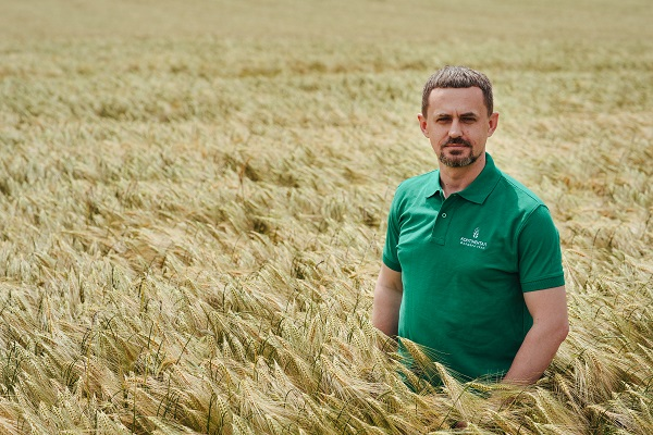 Віктор Вальчук: «Наша єдина мета – працювати на землі, вирощуючи гідні врожаї»
