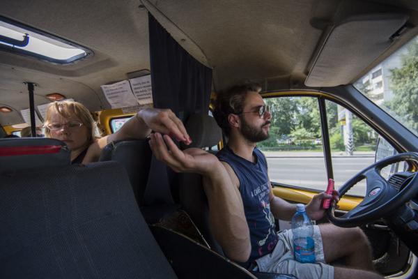 Скільки у Тернополі водій маршрутки може вкрасти готівки з одного рейсу