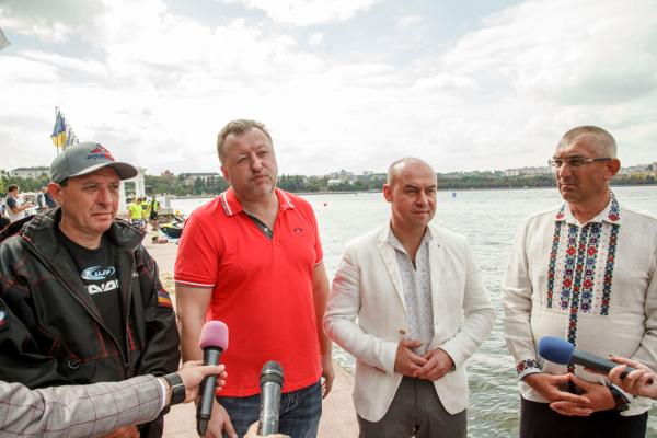 Компанія «Агропродсервіс» долучається до розвитку спорту в Тернополі