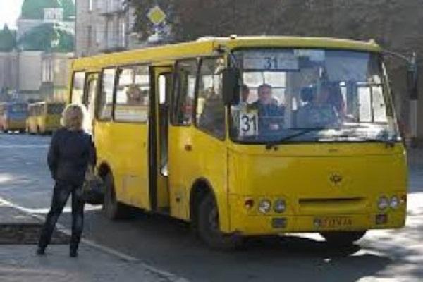 Тернопільські маршрутки знову дивують ставленням до пасажирів (фото)