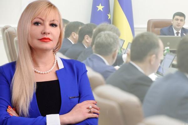 Ольга Шахін: «Сюрприз з касовими апаратами чекає на підприємців вже за кілька днів»
