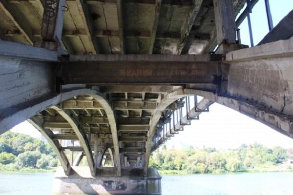 Ремонт мосту на Тернопільщині контролюватиме незалежний експерт