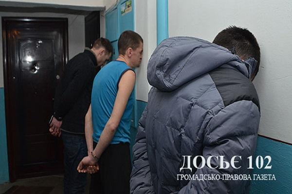Поліція накрила найбільший наркопритон БАМу (фото)