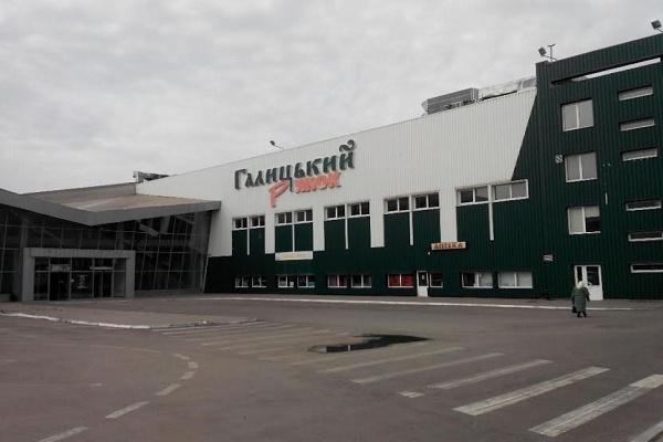 В Тернополі знову спробували продати ринок
