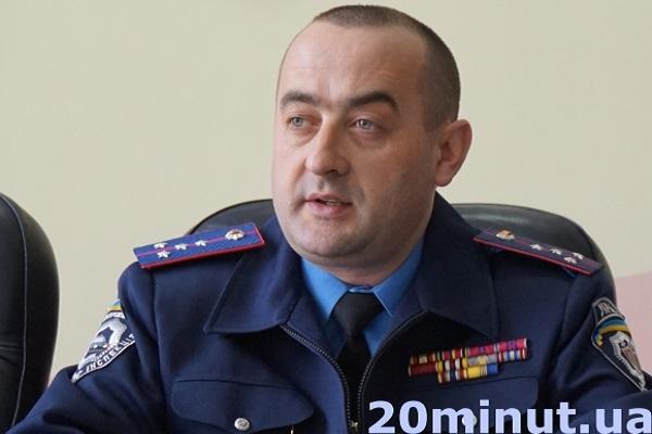 Ще одного екс-міліціонера зловили «нетверезим» за кермом