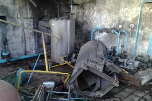 В дитячому садку вибухнув котел