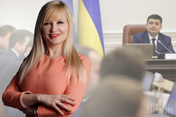 Ольга Шахін: «З 1 липня навіть сонцезахисних окулярів не можна буде продавати без касового апарату»