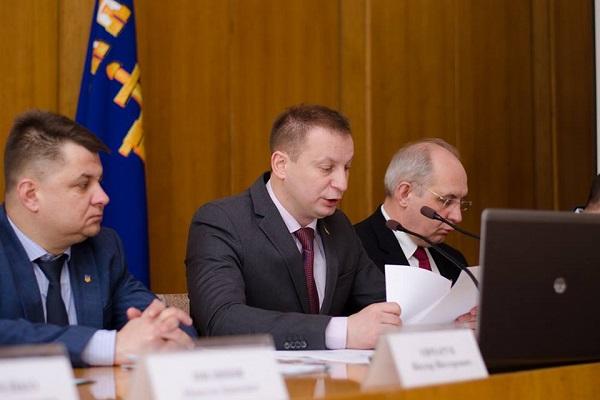Степан Барна: Частина коштів, отриманих від перевиконання митного збору, буде спрямована на покращення стану доріг в області