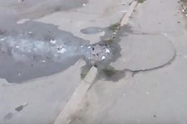 На двох вулицях Тернополя вже рік протікає каналізація