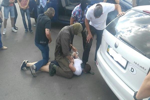 Громадського активіста заарештували за вимагання