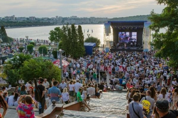 Тернополянам пообіцяли організувати ще дев'ять фестивалів до кінця року