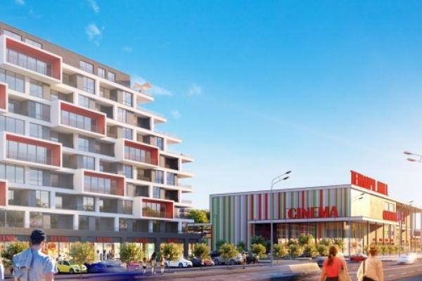 Тернополянам збудують ще один торгово-розважальний центр