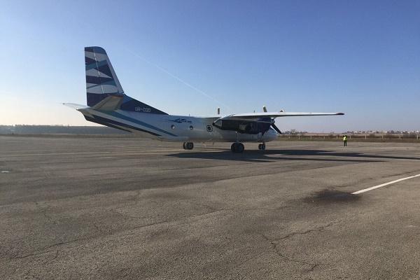 У Тернопільському аеропорту уже базуються літаки компанії «Вулкан Ейр»
