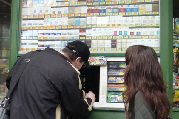На Тернопільщині незабаром зростуть ціни на сигарети