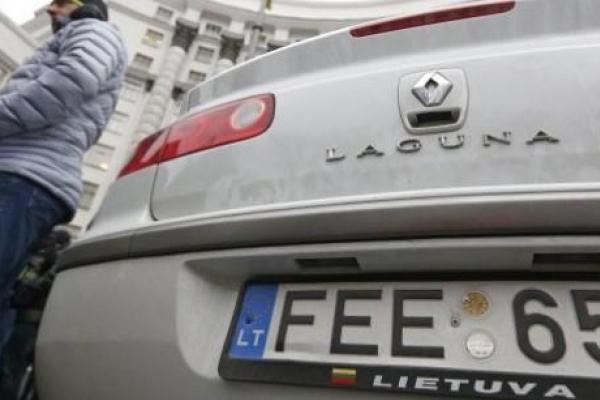 Жителі Тернопільщини масово купують авто з Європи