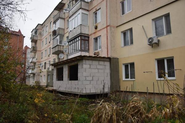 Де на Тернопільщині штрафуватимуть за самовільні забудови