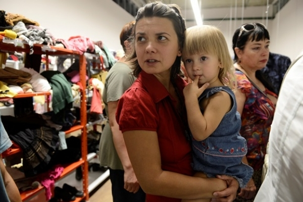 Переселенці на Тернопільщині отримали найменше в Україні матеріальної допомоги