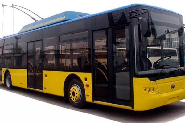 Скоро у Тернополі виїде на маршрут новий тролейбус