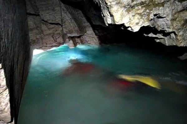 Скільки коштує купання в підземному озері на Тернопільщині?