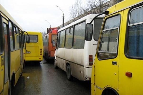 У Тернополі повністю відмовляться від маршрутного таксі