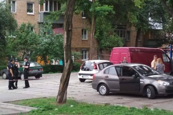 Поліцейського з Тернопільщини застрелили в Києві