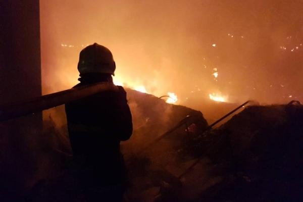 В Тернополі сталася пожежа в багатоповерхівці