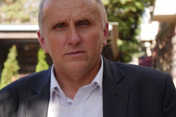Володимир Петровський: «Ми крок за кроком ідемо до успіху»