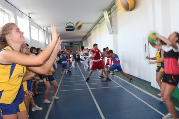 Першу в Україні соціально-спортивну школу відкрили у Тернополі (Відео)