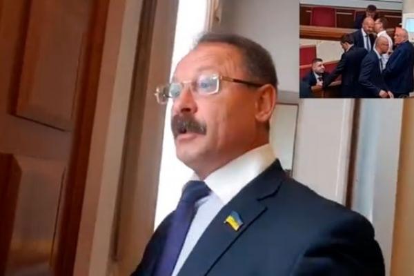 Майкл Щур заcтупився за скандального нардепа з Тернопільщини (Відео)