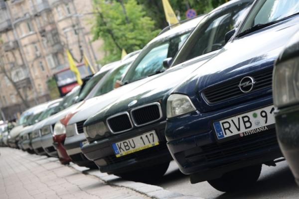 Розмитнення по-новому: «євробляхерам» в Україні готують «сюрприз»