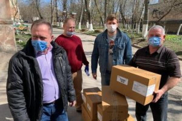 У Тернополі об'єдналися два відомі благодійні фонди, аби ще більше краян отримало допомогу під час карантину