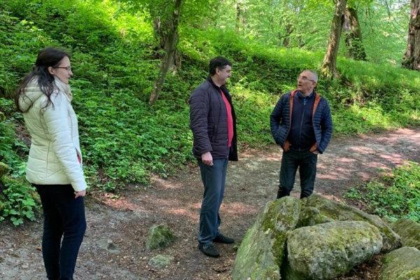 Народний депутат Чайківський ініціює відновлення туристичної перлини області